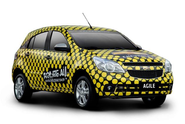 GM do Brasil lança site de seu compacto para divulgar campanha