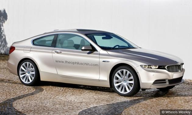 BMW Série 6 lança nova identidade da marca (Fotos: theophiluschin.com)